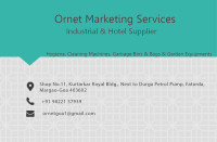 Ornet-Marketing-Services-Garbage-Bins-Supplier-Margao-Goa-India